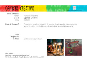 IM_card #opificiocreativo