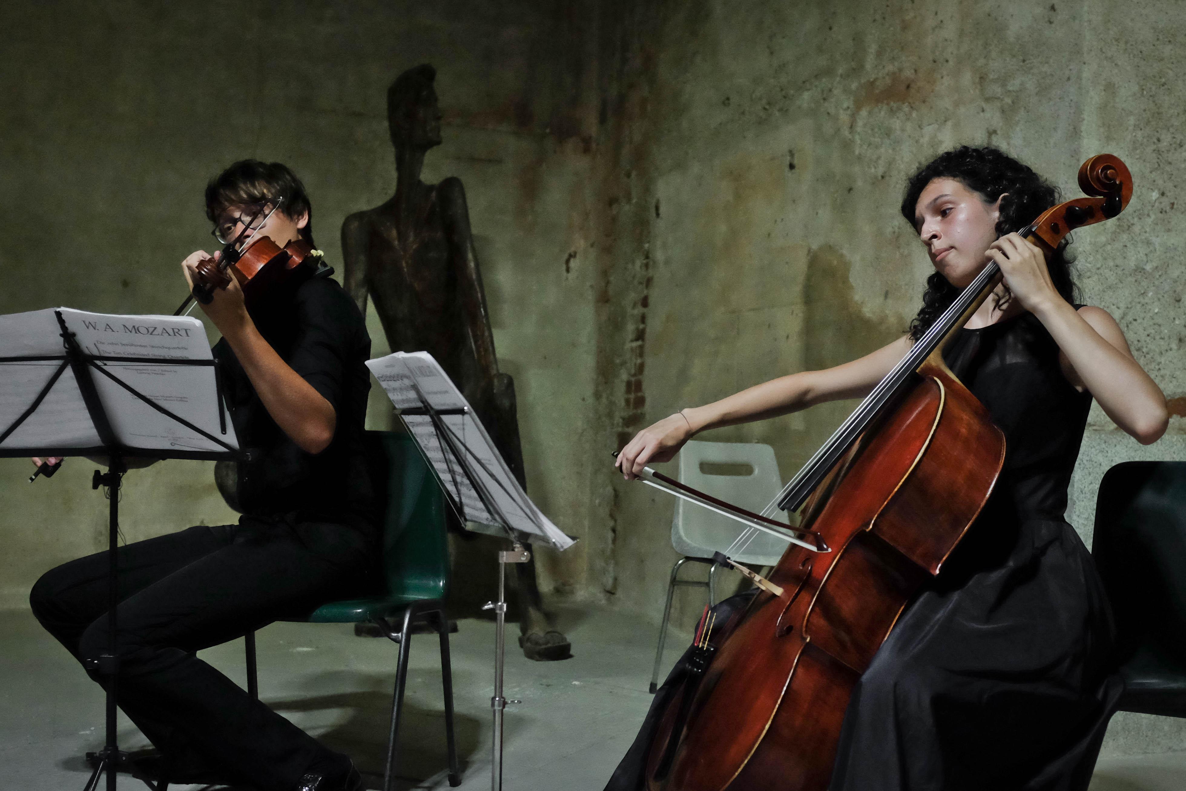 Serata classica casa bossi for Casa discografica musica classica
